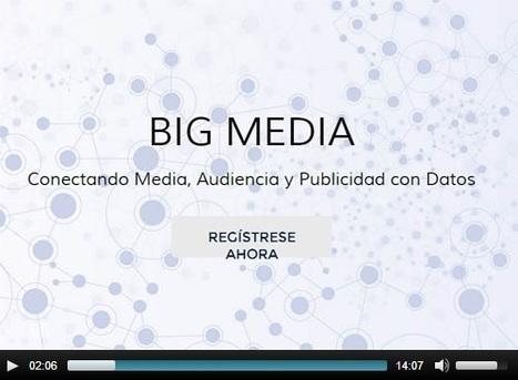 Conexión Audiencia – Contenido con Datos, el 24 de junio en el Big Media - Itw de Nicolas Moulard en OndaCro | Big Media (Esp) | Scoop.it