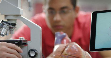 Heart Anatomy - Teach with iPad - Apple   Curriculum resource reviews   Scoop.it