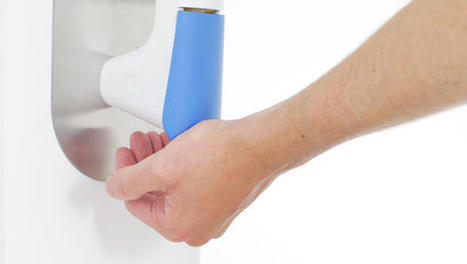 This Hospital Door Handle Sanitizes Your Hands As You Pull On It | Latest mHealth News | Scoop.it