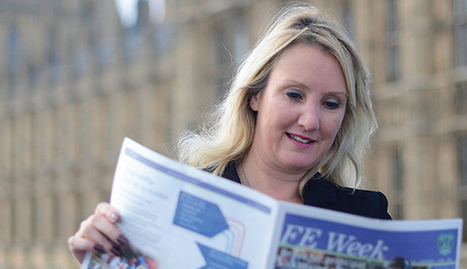 MP 'desperately sad' over numeracy and literacy failings - FE Week | Apprenticeships | Scoop.it
