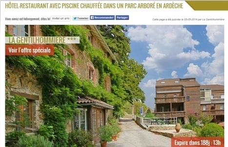 Startup pitch: Hotels Prives offers up commission free, direct distribution | Xotelia - Channel manager for bed and breakfasts, villas, flats and chalets | Scoop.it