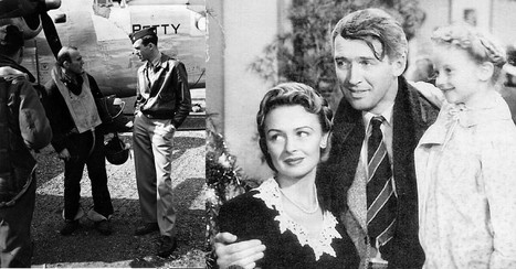 2 Years Before Filming It's a Wonderful Life, Jimmy Stewart was Bombing the Daylights Out of Nazi Germany   Random Stuff On The Net   Scoop.it