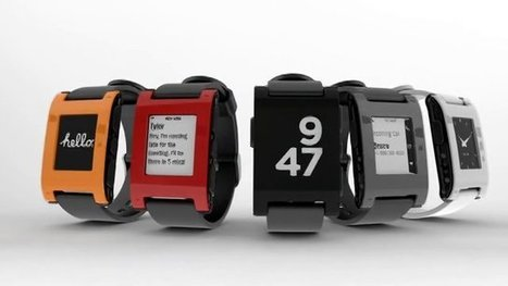 The Pebble: A Watch With A Promising Assistive Technology Future   Assistive Technology   Scoop.it