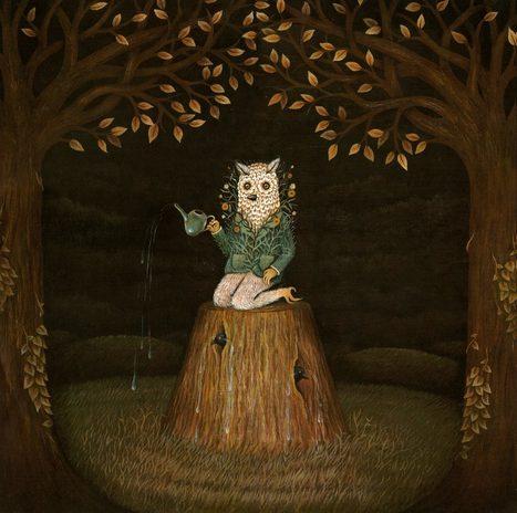 Kathleen Lolley | Painter | les Artistes du Web | Scoop.it