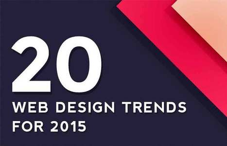 Web Design Trends 2015 | Unmatched Style | seo-chiangmai | Scoop.it