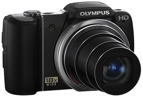 Olympus SZ-10 Review | Everything Photographic | Scoop.it