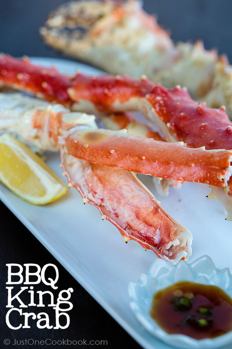 BBQ King Crab | The Asian Food Gazette. | Scoop.it