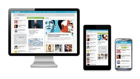 Welcome to the New Mashable | Digital-News on Scoop.it today | Scoop.it