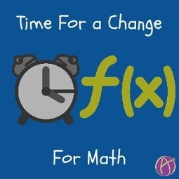 Time For A Change to Teaching Math - Teacher Tech | Supporting Problem Based Instruction | Scoop.it