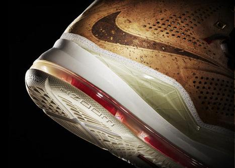 "Nike crée une basket ""bouchon de liège"" | sneakers-addicted | Scoop.it"