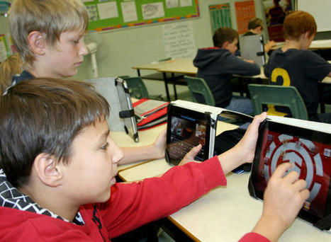 Educator honoured for iPad project | The iPad Classroom | Scoop.it