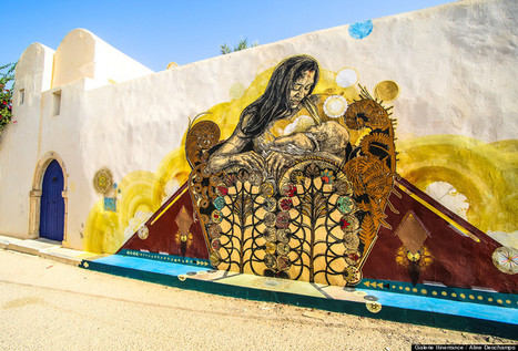 Les plus belles œuvres de street-art qui ont marqué 2014 | Lumières de la Ville | Des femmes à notre image | Scoop.it