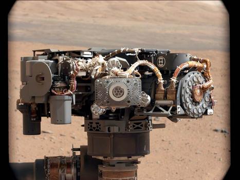 11 Cool Tools NASA Curiosity Brought To Mars | Social Mercor | Scoop.it