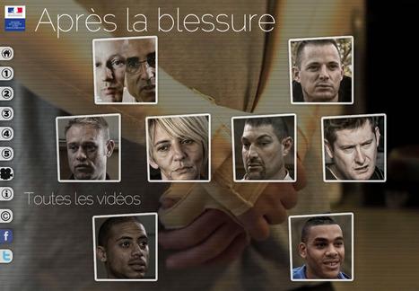 Après la blessure | Interactive & Immersive Journalism | Scoop.it
