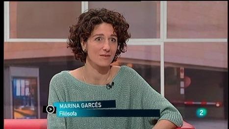 Para Todos La 2 - Entrevista:  Marina Garcés, profesora de Filosofía, Para todos La 2 - RTVE.es A la Carta | Cosas que interesan...a cualquier edad. | Scoop.it