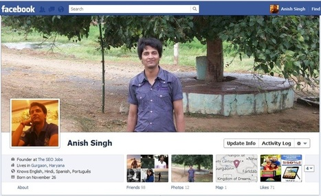 Facebook Timeline Now Available to Everyone | Technology for Social Media | Scoop.it