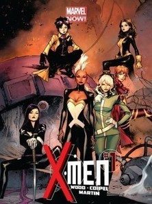 X-Men #1 from Marvel April 2013 by Brian Wood, Olivier Coipel | Comic Books | Scoop.it
