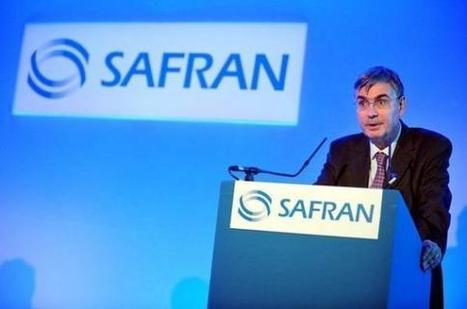 Safran affiche une croissance solide - Les Échos | aeronautique | Scoop.it