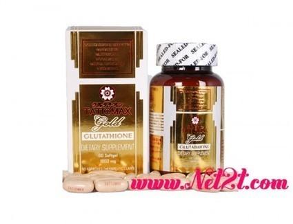 Tatiomax Gold – Thuốc trắng da cao cấp từ nhật bản- Net2t.com | Sức khỏe và đời sống | Scoop.it