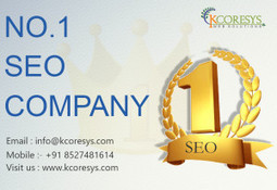 What Can You Expect From No. 1 SEO Company Offering Guaranteed Services? | Kcoresys Article | Internet Marketing India | Scoop.it