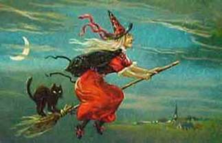 """Befana, the Christmas """"Witch"""" 