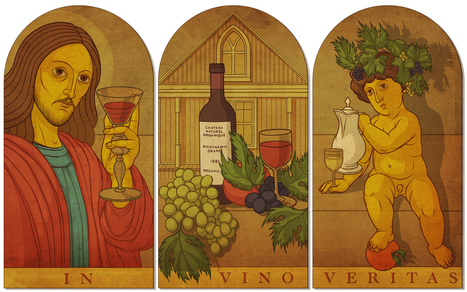 How New World wine resurrects old religion – Ross Andersen – Aeon | Concerns | Scoop.it