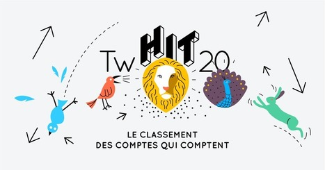 Twhit 20 - le classement des comptes qui comptent | Time to Learn | Scoop.it