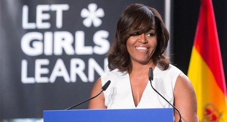 Michelle Obama: LGBT characters and racial diversity in TV and movies 'change how you see the world' | LGBT Movies, Theatre & FIlm | Scoop.it