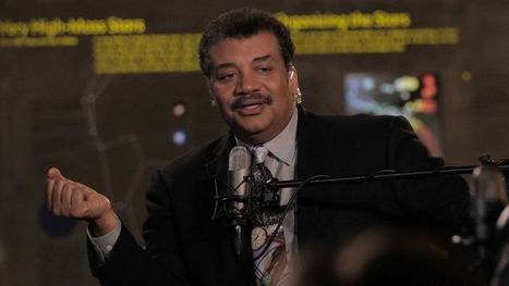 Neil DeGrasse Tyson: Enjoying science shouldn't be rocket science | STEM Connections | Scoop.it