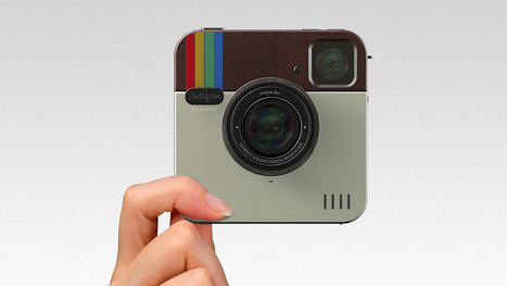The Real-Life Instagram Camera Is So Crazy That It Just Might Work | Tracking Transmedia | Scoop.it