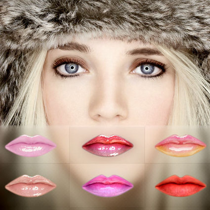 Photoshop Tutorial: The Lips Tutorial   xposing world of Photography & Design   Scoop.it