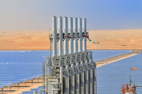 This, is The World's Largest Concentrated Solar Power Plant   Trends in Sustainability   Scoop.it