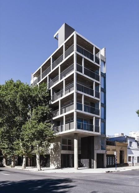 Edificio SL 2401 / CMS Arquitectas | Arquitectura: Plurifamiliars | Scoop.it