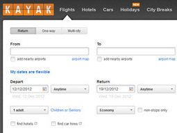 Kayak targets growth with packages, personalisation and pin-point pricing - Travolution   tourism   Scoop.it
