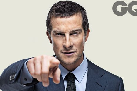 Bear Grylls: 'Volunteer and you can take the lead' | Scouting Adventures | Scoop.it