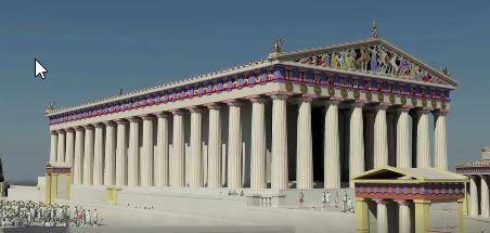 Ancient Acropolis 3D presentation - Greece High Definition | Computer4all-of-you | Scoop.it