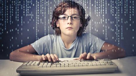 Une nouvelle langue étrangère à l'école : la programmation ! | ART is life | Scoop.it