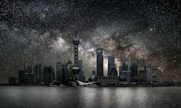À quoi ressemblerait le ciel nocturne si nos villes étaient plongées dans le noir | Efficycle | Travailler mais pas seulement.. | Scoop.it