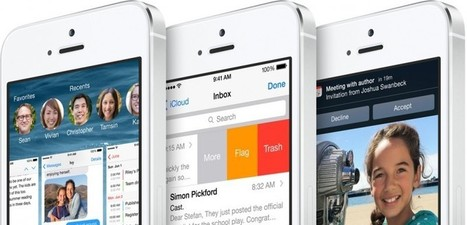 Apple présente le nouvel iOS 8 | Apple Addict - Pro Mac | Scoop.it