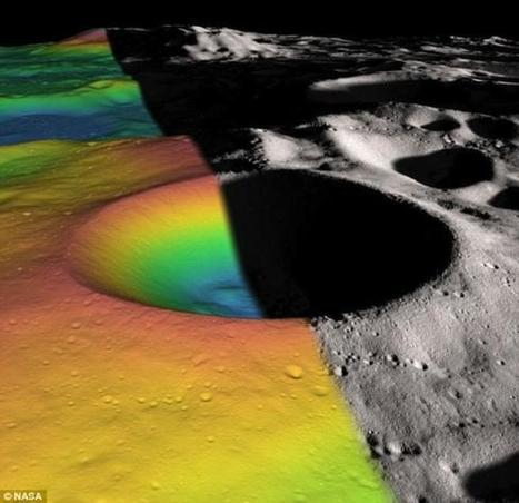 Benefits of Going Back to the Moon | The NewSpace Daily | Scoop.it