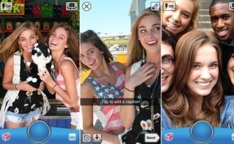 Les réseaux sociaux, déjà «old» pour les ados? | zebrain | Scoop.it