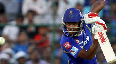 IPL 7: Rajasthan Royals retain Sanju Samson, Stuart Binny and Ajinkya Rahane ... - Indian Express   2014 IPL 7 Schdule, Live Score, Match, Live Streaming & Highlights   Scoop.it