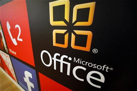 Microsoft revamps Office » FrankTechConnect | Tech & Connection | Scoop.it