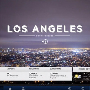 Delta: The Fly Delta iPad App Experience | Travelled | Scoop.it
