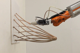 'Anti-Gravity' 3D Printer Uses Strands to Sculpt ... | Artificial Intelligence | Scoop.it