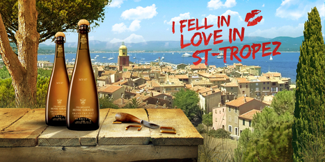 """""""St Tropez 2015"""" by DJ Charly Virzy...The new Party Mix selected by #Champagne Henri Giraud 