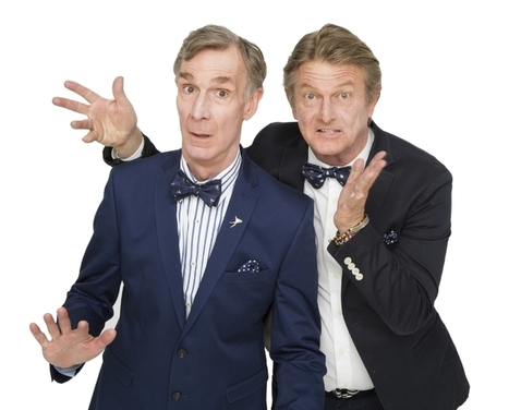 Nick Graham Announces Design Collaboration With Bill Nye The Science Guy | Best of the Los Angeles Fashion | Scoop.it