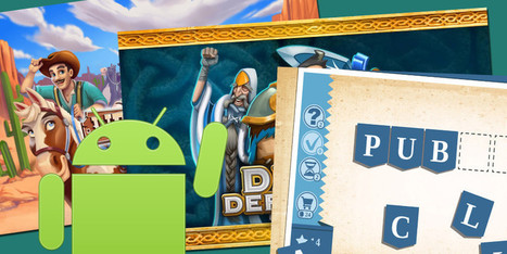 4 Undiscovered Free Games for Android You Simply Have to Play, Right Now | Best Android Apps | Scoop.it