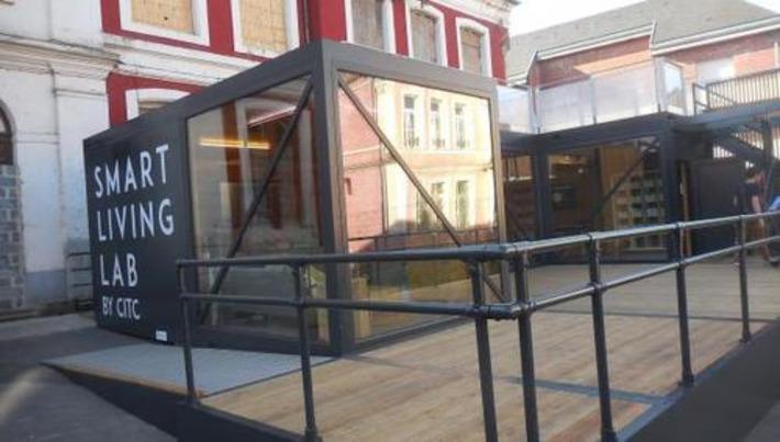 Saint-Pol : le Smart Living Lab ouvre vendredi matin - La Voix du Nord | SmartHome | Scoop.it