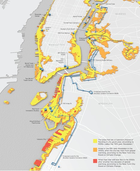 FEMA's Flood Maps Will Soon Account for 'Climate Change' and Other Newfangled Ideas | News and Insights for Better Banking | Scoop.it